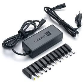 Napájecí adaptér Connect IT CI-132 univerzální pro notebooky, 70 W (CI-132)