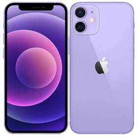 Mobilní telefon Apple iPhone 12 mini 256 GB - Purple (MJQH3CN/A)
