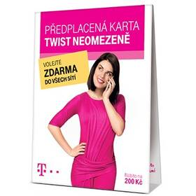 SIM karta T-Mobile TWIST SIM karta (719085)