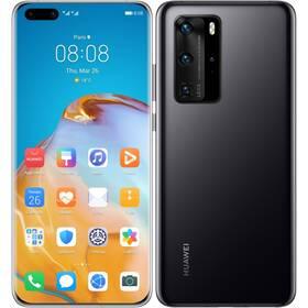 Mobilní telefon Huawei P40 Pro (HMS) 5G (SP-P40P256DSBOM) černý