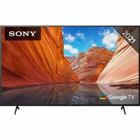 Televize Sony KD-55X81J černá