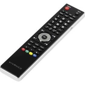 Dálkový ovladač Vivanco UR 40 (422681) černý/stříbrný