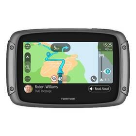 Navigační systém GPS Tomtom Rider 500, Europe LIFETIME mapy (1GF0.002.00)