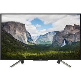 Televize Sony KDL-43WF665 černá/stříbrná