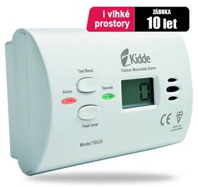 Detektor oxidu uhelnatého Kidde 7DCO (Kidde 7DCO)