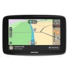 Navigační systém GPS Tomtom Go Basic 6 (1BA6.002.01) černá