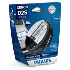 Autožárovka Philips Xenon White Vision D2S, 1ks (85122WHV2S1)