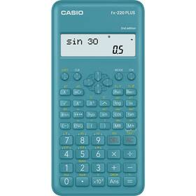 Kalkulačka Casio FX 220 PLUS 2E modrá