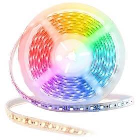 LED pásek Nedis SmartLife Full Color RGB, 5m (WIFILS50CRGBW)