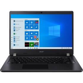 Notebook Acer TravelMate P2 (TMP214-52-313U) - model určen pro žáky, učitele a školy (NX.VLFEC.004) černý