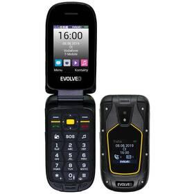 Mobilní telefon Evolveo StrongPhone F5 (SGP-F5-B) černý