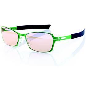Herní brýle Arozzi VISIONE VX-500, jantarová skla (VX500-3) černé/zelené