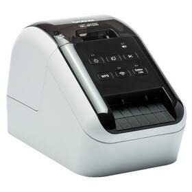Tiskárna štítků Brother QL-810W (QL810WYJ1)