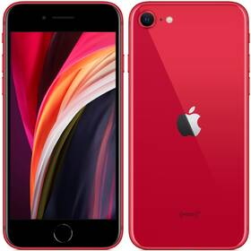 Mobilní telefon Apple iPhone SE (2020) 128 GB - (PRODUCT)RED (MHGV3CN/A)
