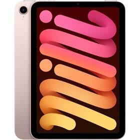 Dotykový tablet Apple iPad mini (2021) Wi-Fi 256GB - Pink (MLWR3FD/A)