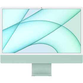 "Počítač All In One Apple iMac 24"" M1 7x GPU, 8GB, 256GB, CZ - Green (MJV83CZ/A)"