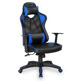Herní židle Connect IT LeMans Pro (CGC-0700-BL) černá/modrá