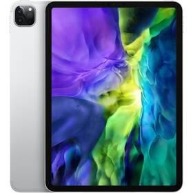 "Dotykový tablet Apple iPad Pro 11"" (2020) WiFi + Cell 1 TB - Silver (MXE92FD/A)"