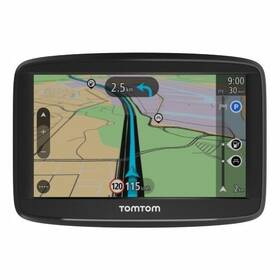 Navigační systém GPS Tomtom START 42 Europe (1AA4.002.03) černá