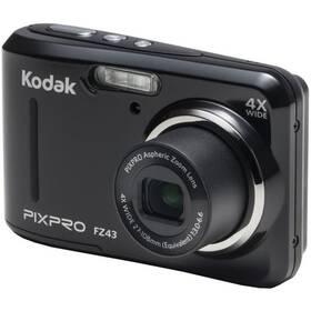 Digitální fotoaparát Kodak Friendly Zoom FZ43 (819900012224) černý
