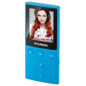 MP3 přehrávač Hyundai MPC 501 GB4 FM BL modrý