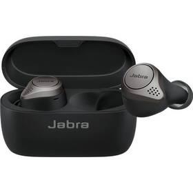 Sluchátka Jabra Elite 75t (100-99090000-60) černá/titanium