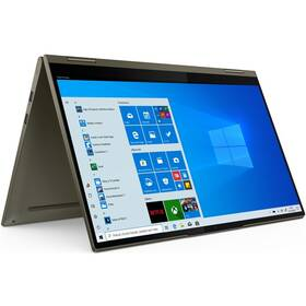Notebook Lenovo Yoga 7 15ITL5 (82BJ006ECK) zelený