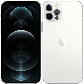 Mobilní telefon Apple iPhone 12 Pro 256 GB - Silver (MGMQ3CN/A)