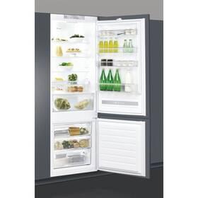 Chladnička s mrazničkou Whirlpool W Collection SP40 800 EU 1 bílá