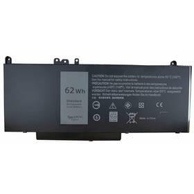 Baterie Dell 4-cell 62W/HR Li-ion pro Latitude E5270, E5470, E5570 (451-BBUQ)