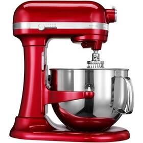Kuchyňský robot KitchenAid Artisan 5KSM7580XECA červený