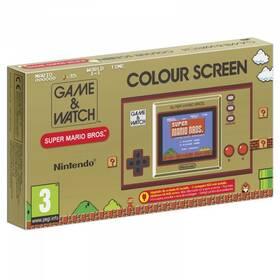 Herní konzole Nintendo Game & Watch: Super Mario Bros. (NICH005)