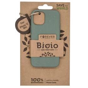 Kryt na mobil Forever Bioio na Apple iPhone 12 mini (HOUAPIP12BIOGR) zelený