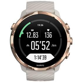 GPS hodinky Suunto 7 - Sandstone Rosegold (SS050381000)