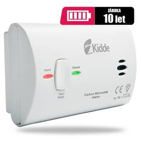 Detektor oxidu uhelnatého Kidde 7CO (Kidde 7CO)