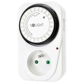 Spínač časový Solight DT01, denní s vypínačem (DT01)