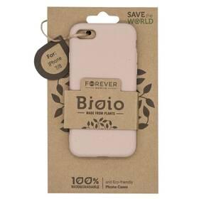 Kryt na mobil Forever Bioio na Apple iPhone 7/8/SE (2020) (HOUAPIP78BIOPI) růžový