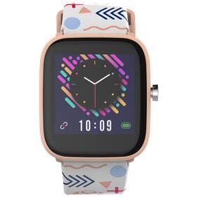 Chytré hodinky Carneo TIK@TOK HR girl (8588007861272)