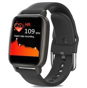 Chytré hodinky Carneo Soniq+ (8588007861173) černá