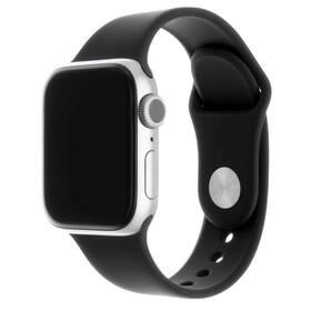 Řemínek FIXED Silicone Strap na Apple Watch 38/40/41 mm (FIXSST-436-BK) černý