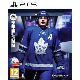 Hra EA PlayStation 5 NHL 22 (EAP54980)