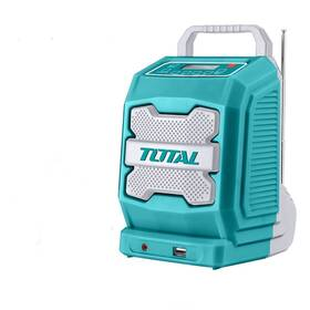 Stavební rádio Total tools TJRLI2001