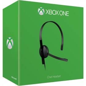 Příslušenství pro konzole Microsoft Xbox One Chat Headset (S5V-00015)