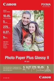 Fotopapír Canon PP-201 10x15, 265-275g, 50 listů (2311B003) bílý