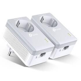 Síťový rozvod LAN po 230V TP-Link TL-PA4010P KIT (TL-PA4010PKIT) bílý