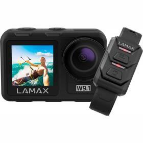 Outdoorová kamera LAMAX W9.1 černá