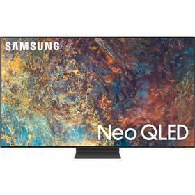 Televize Samsung QE55QN95A stříbrná