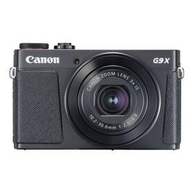 Digitální fotoaparát Canon PowerShot G9 X Mark II (1717C002) černý
