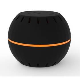 Senzor Shelly HT, bateriový snímač teploty a vlhkosti, WiFi, (bez baterie) (SHELLY-HT-B) černý