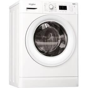Pračka Whirlpool FreshCare+ FWSL 61051 W EE N bílá